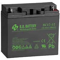 Аккумулятор BB-battery BC 17-12 FR