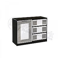Комод Виола (1 дверь, три ящика) Миро-Марк, фото 1