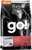 Go!Для щенков и взрослых собак беззерновой с лососем (LID Salmon Dog Recipe 24/12) 11.34 кг