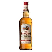 Виски бленд Sir Edward`s Finest 0.5л