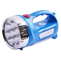 Ліхтар акумуляторний Yajia/Luxury 2804 LED світлодіодний ліхтар