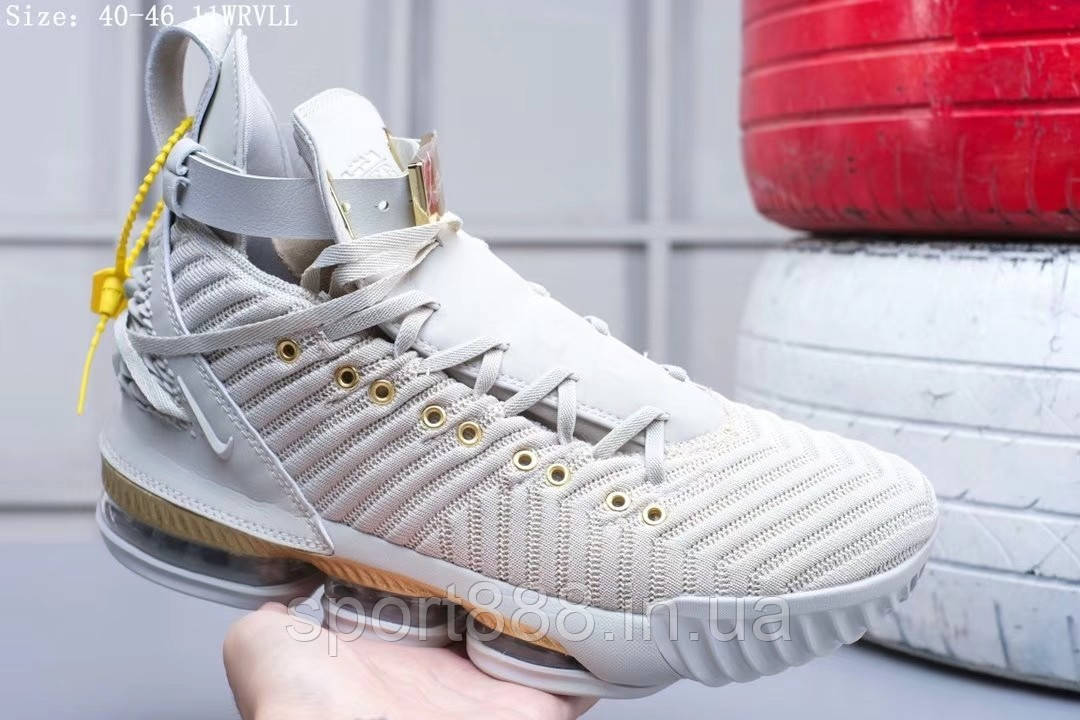 00b09eb7 Nike LeBron 16 LIMITED Мужские Кроссовки — в Категории