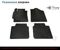 Резиновые коврики в салон Hyundai Accent(2006-2010), Stingray