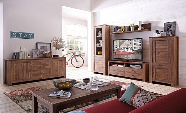 Комплект в вітальню (стенка в гостиную) Brussel BRW 1