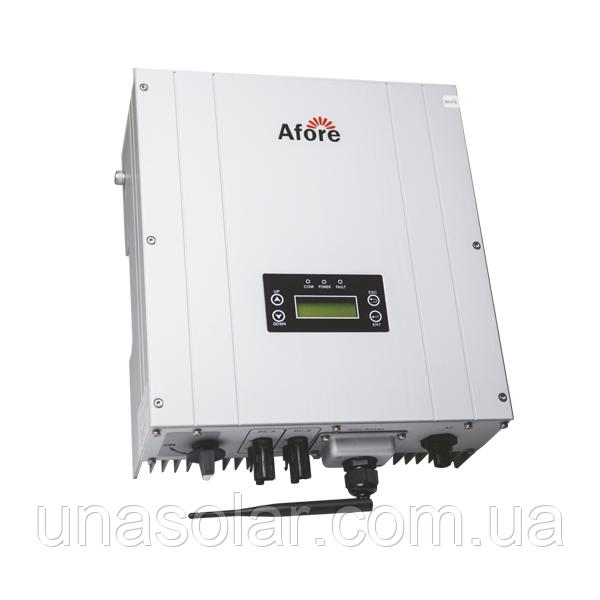 Мережевий інвертор Afore HNS3000TL-1 (3 кВт, 1-х фазний, 1 МРРТ)