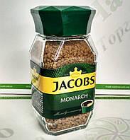 Кофе JACOBS Monarch растворимый 190г