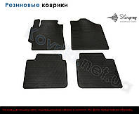 Резиновые коврики в салон Volkswagen Transporter T6 (1+1)(2015-), Stingray