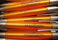 Ручки с логотипом, тампопечать на ручках от 300 штук