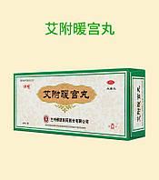 Пилюли Ай Фу Нуань Гун Вань Ai Fu Nuan Gung Wan Shiyitang 10x9g, фото 1