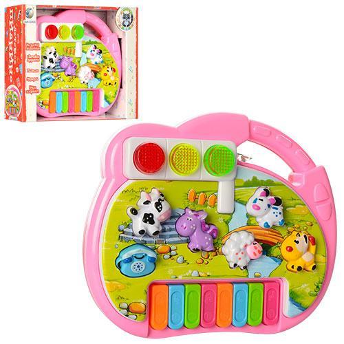 Развивающая музыкальная игрушка Пианино CY-6091B