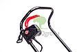 Электрический снегоуборщик WINDERS 2000  W NAC YT 6601-02 45 см, фото 4