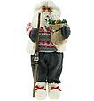 Новогодняя инсталяция фигурка Санта Клауса 50 см, фото 8