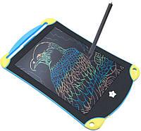 Цветной графический планшет для рисования и заметок LCD 8.5'' , фото 1