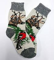 Носки теплые женские из ангоры