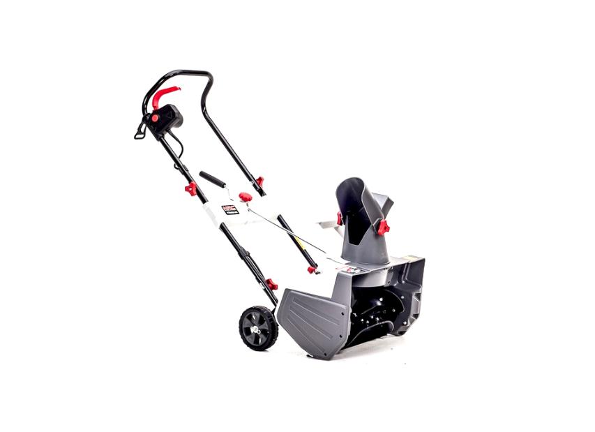 Электрический снегоуборщик WINDERS 2000  W NAC YT 6601-02 45 см