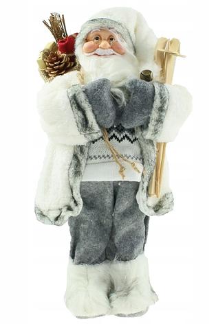 Новогодняя инсталяция фигурка Санта Клауса 90 см, фото 2
