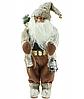Новорічна інсталяція фігурка Санта Клауса 90 см, фото 4