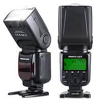 Фотовспышка PHOTOOLEX M800N 1 / 8000s Flash Speedlite i-TTL / TTL  для фотокамер Nikon DSLR