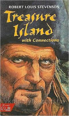 Treasure island by Robert Louis Stevenson. Острів скарбів. Англійською мовою
