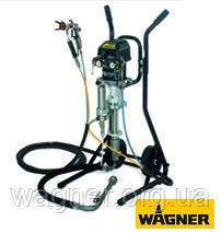 Пневматический поршневой насос Wildcat 18-40 на тележке - WAGNER, Окрасочное оборудование в Одессе