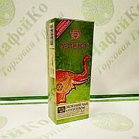 Чай Хэйлис Зеленый с саусепом 1,5г*20шт. (24)