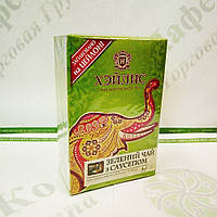 Чай Хэйлис Зеленый с саусепом 90г (24)