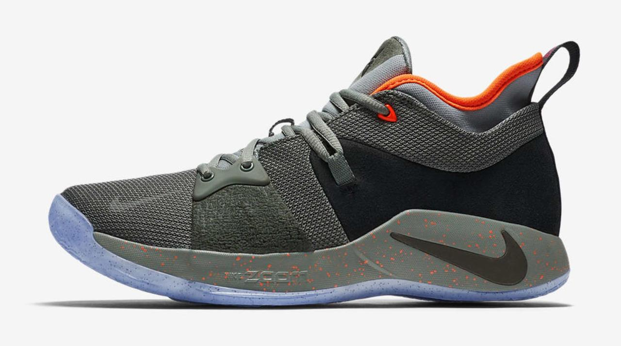 07a65365be11 Кроссовки Nike PG 2 Palmdale GS Paul George All Star 943817-300 (размер 39