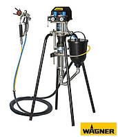 Пневматический поршневой насос Wildcat 18-40 на четыреноге c 5-литровым резервуаром