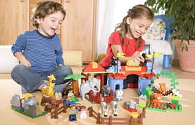 Детские конструкоры
