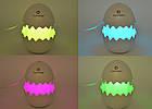 Светодиодный LED Ночник-увлажнитель Humidifier, фото 6