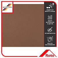 Шторка тканевая Roto Designo ZRE R4/R7 DE 07/11 M AL 2-R31