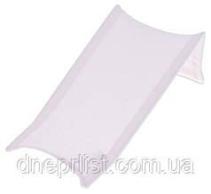 Горка для купания Tega Thick Frotte (махра) DM-015 103 white