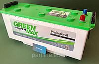 Аккумулятор Green Power MAX 6СТ-145, пусковой ток 1100En, 513х189х223, гарантия 24 мес., премиум класс