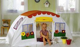 Детские палатки,корзины для игрушек,шарики для бассейна