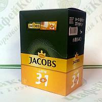 """Кофе JACOBS 3 в 1 """"Latte"""" 24*14,8г"""