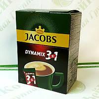 """Кофе Якобс 3 в 1 """"Dynamix"""" 24*14,8г"""