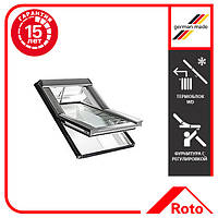 Окно мансардное Roto Designo WDT R45 K W AL 07/14 EF