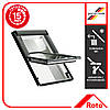 Окно мансардное Roto Designo WDF R65 K W WD AL 09/11