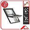 Окно мансардное Roto Designo WDF R65 K W WD AL 09/14