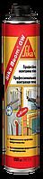 Пена монтажная профессиональная полиуретановая Sika Boom -GW до -12°С