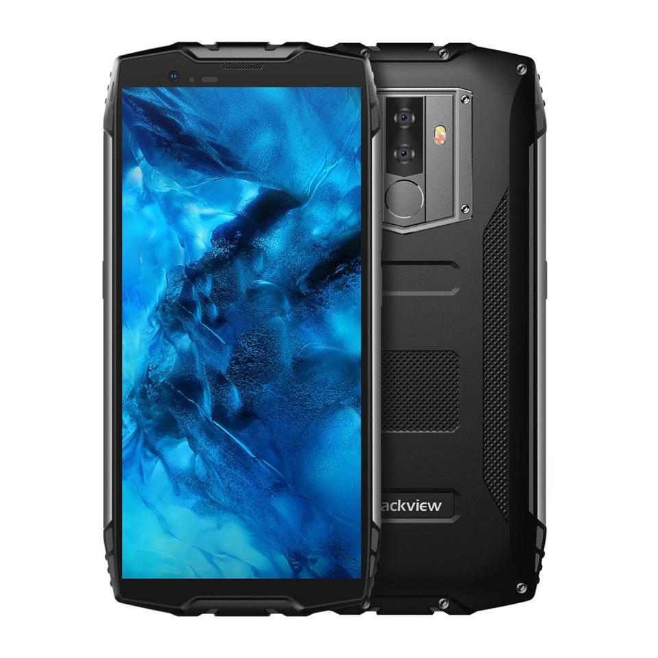Защищенный смартфон Blackview BV6800 Pro 4/64gb Black ip68 MT6750T 6180 мАч