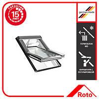 Окно мансардное Roto Designo WDT R45 K W AL 07/09 EF