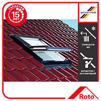 Окно мансардное Roto Designo WDF R45 K W AL 05/07