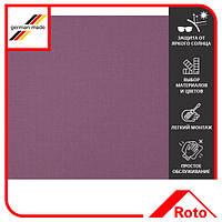 Шторка тканевая Roto Designo ZRE R4/R7 DE 07/11 M AL 2-R30