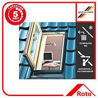Люк мансардный Roto Designo WDA R35 H N AL 07/09 R