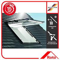 Окно мансардное Roto Designo WDF R89G K W WD AL 09/11