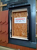 Оклад для окна мансардного Roto Designo EDR Rх 1X1 SDS AL 07/16
