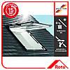 Окно мансардное Roto Designo WDF R85 K W WD AL 09/14