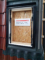 Оклад для окна мансардного Roto Designo EDR Rх WD 1X1 HZI AL 07/09