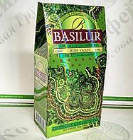 Чай Basilur Зеленая долина (Восточная коллекция) зел. 100г